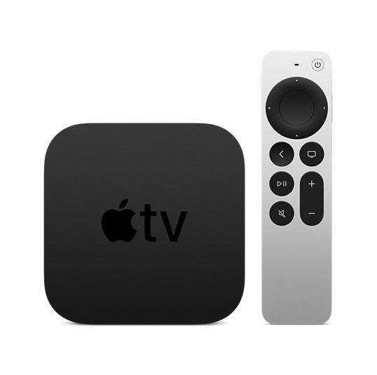 Apple TV 4K 64GB (2ª Geração)