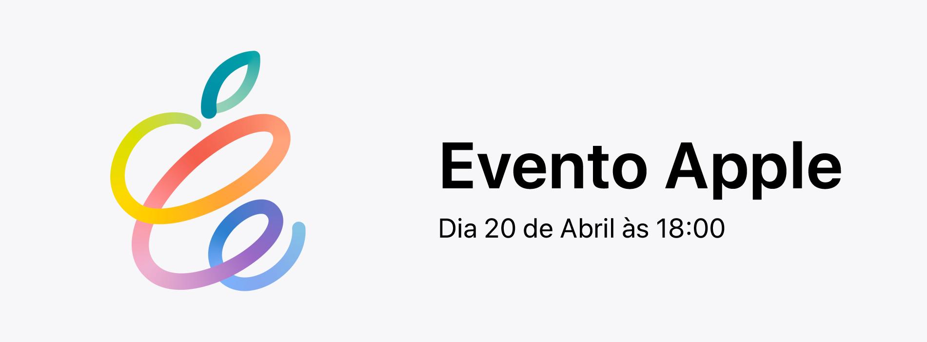 Homepage Slideshow - Evento Apple