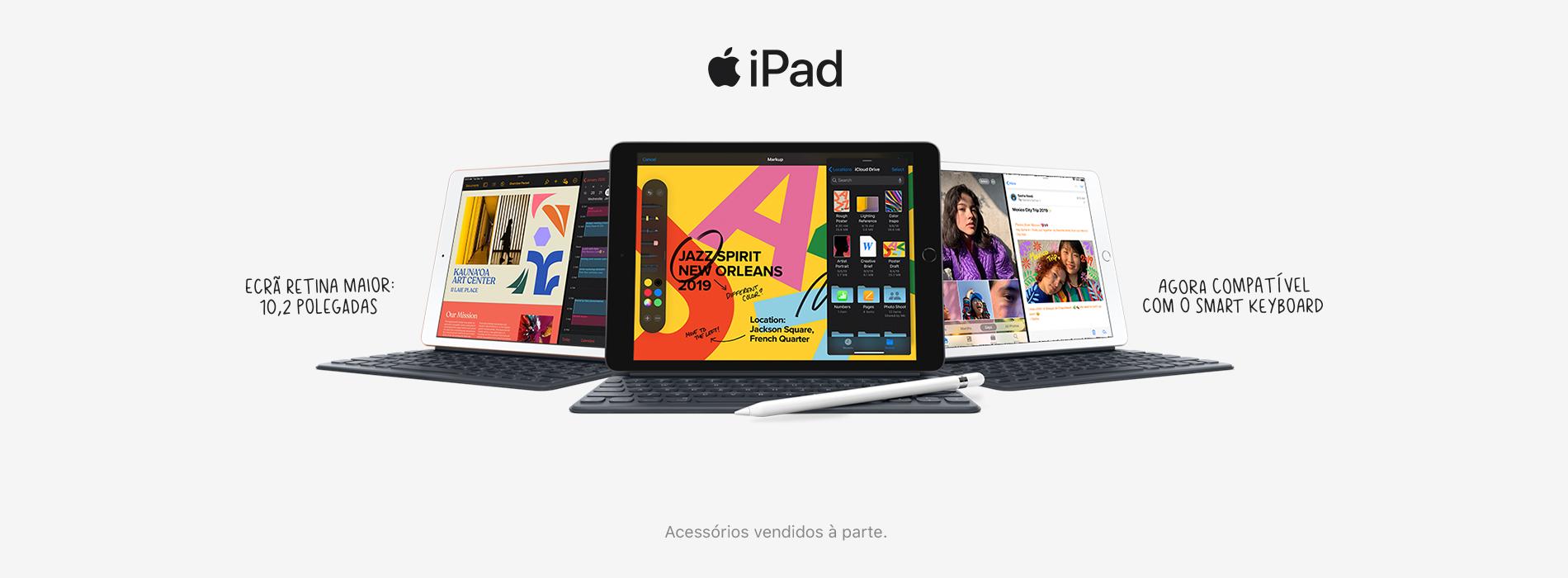 Homepage Slideshow -  iPad 7Gen