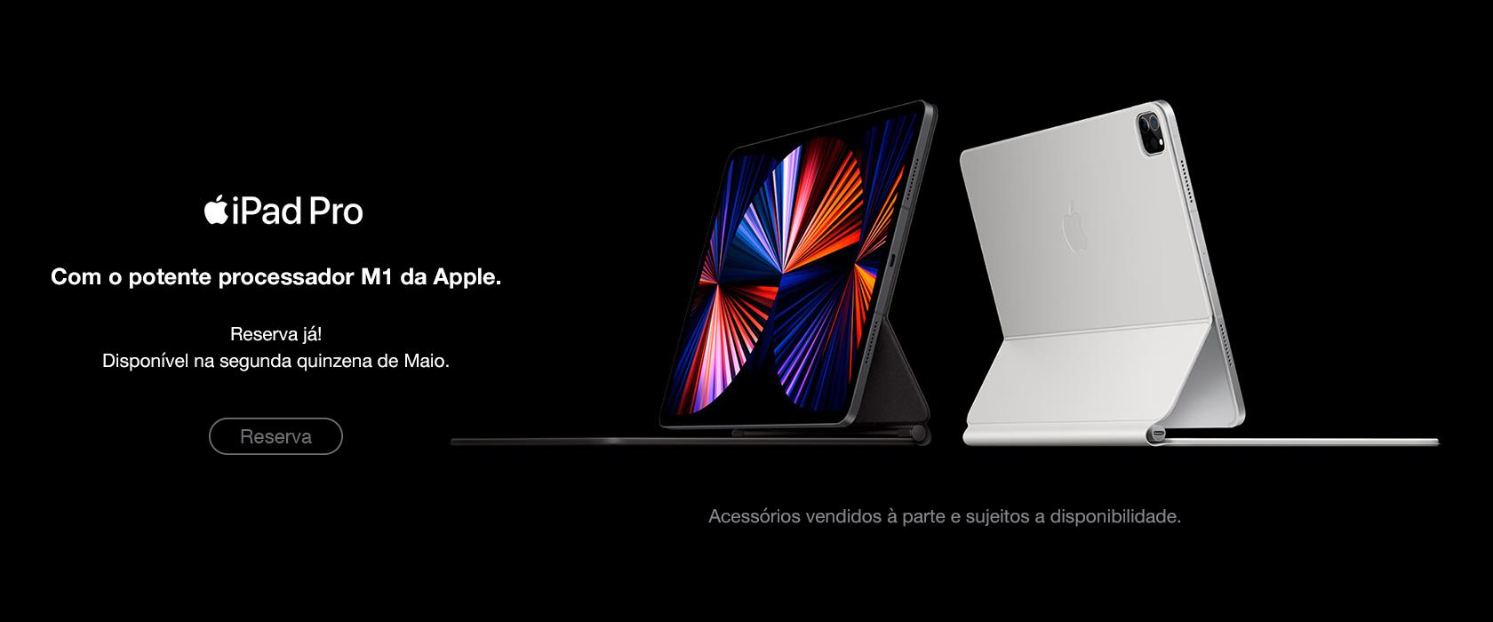 Homepage Slideshow - iPad Pro - reserva 2021