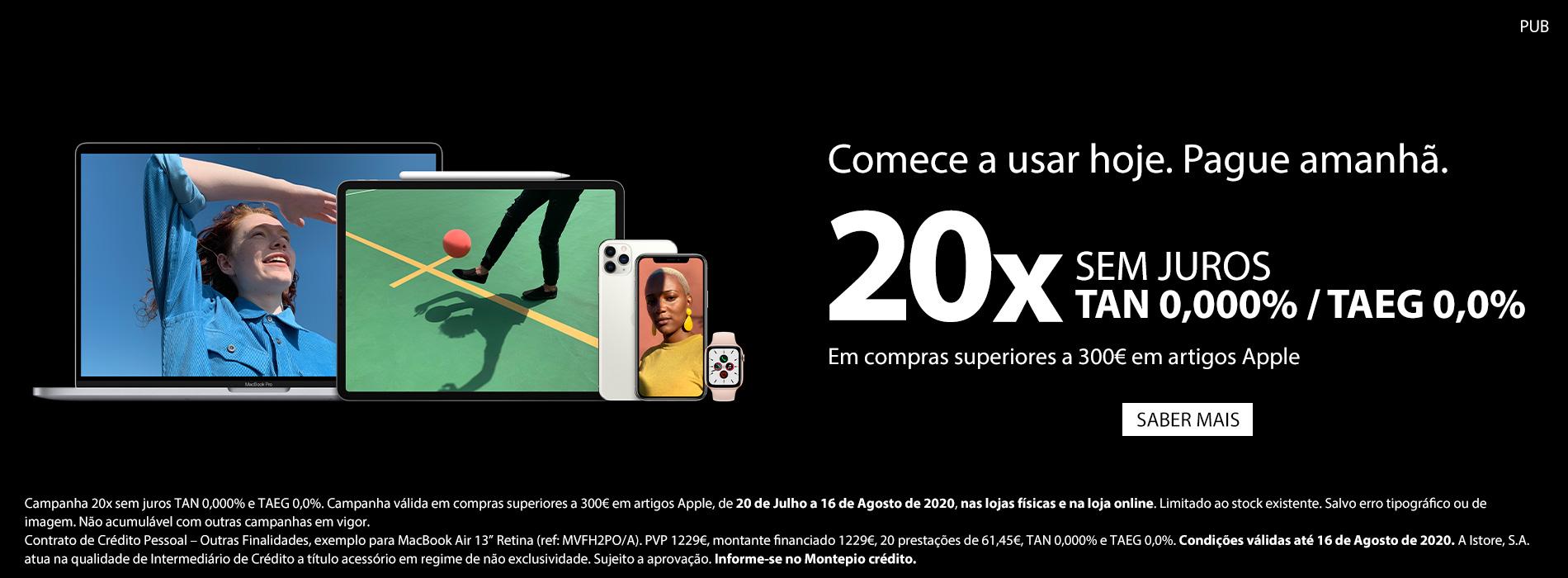 Homepage Slideshow - Financiamento 20x