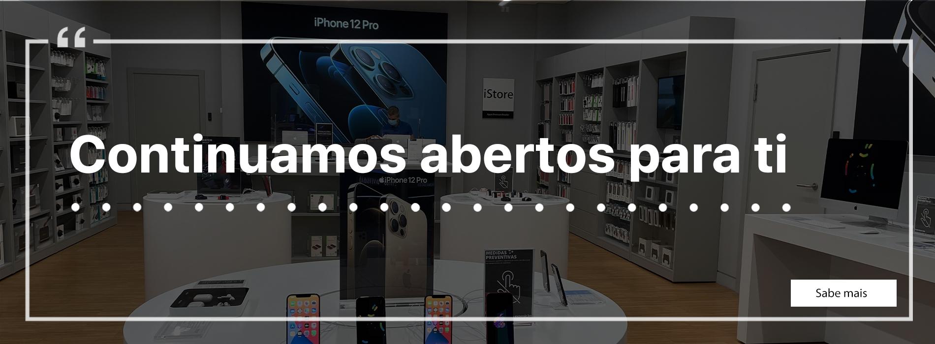 iStore - Lojas Abertas