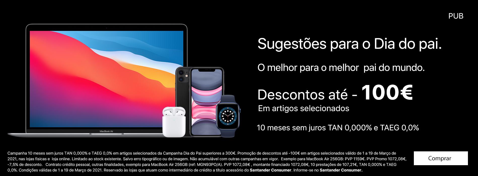 Homepage Slideshow - Dia do Pai
