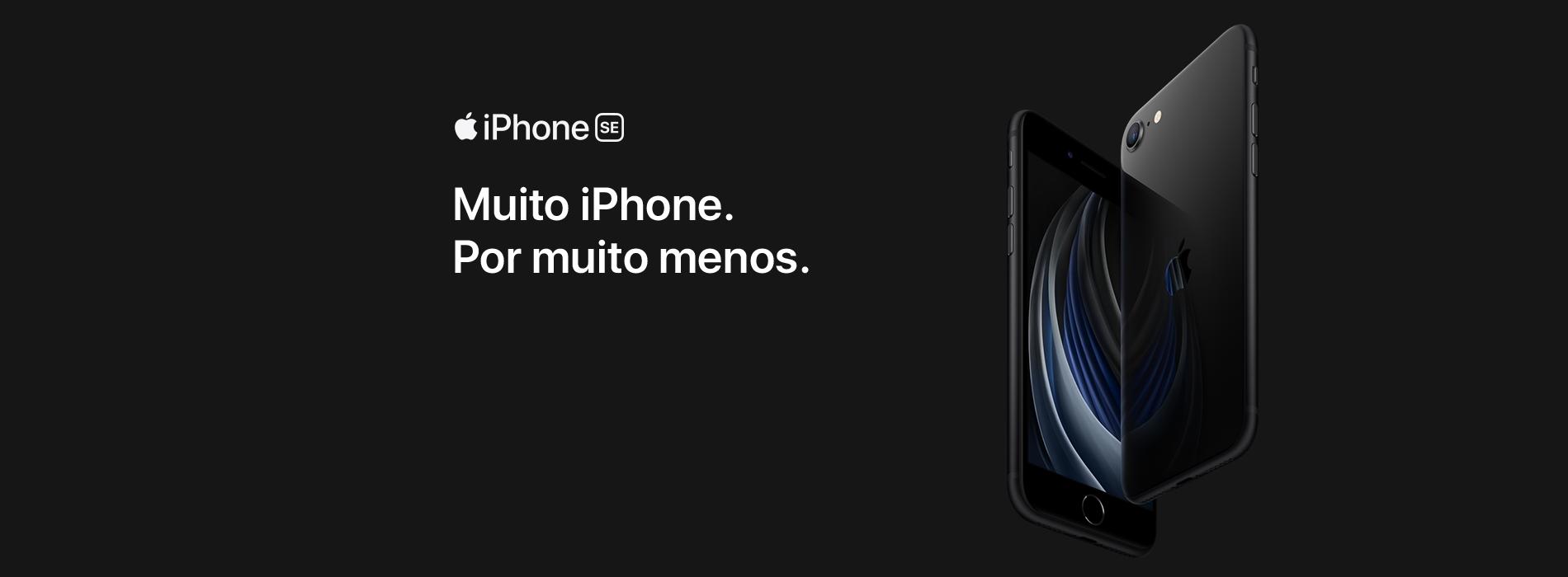 Homepage Slideshow - Comprar iPhone SE
