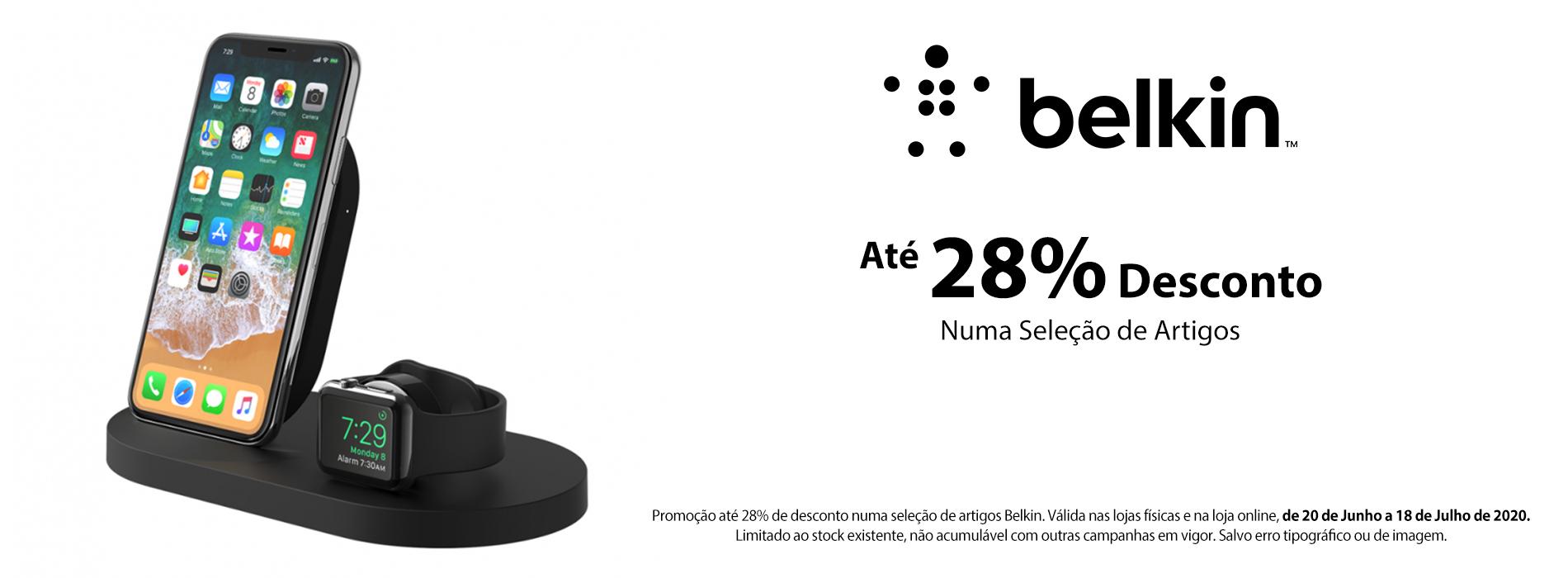 Homepage Slideshow - Promo Belkin