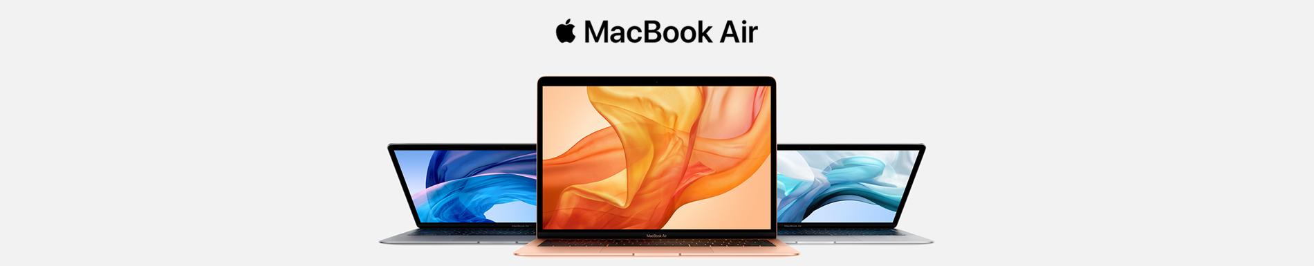 Category Mac - Macbook Air - Slide 1