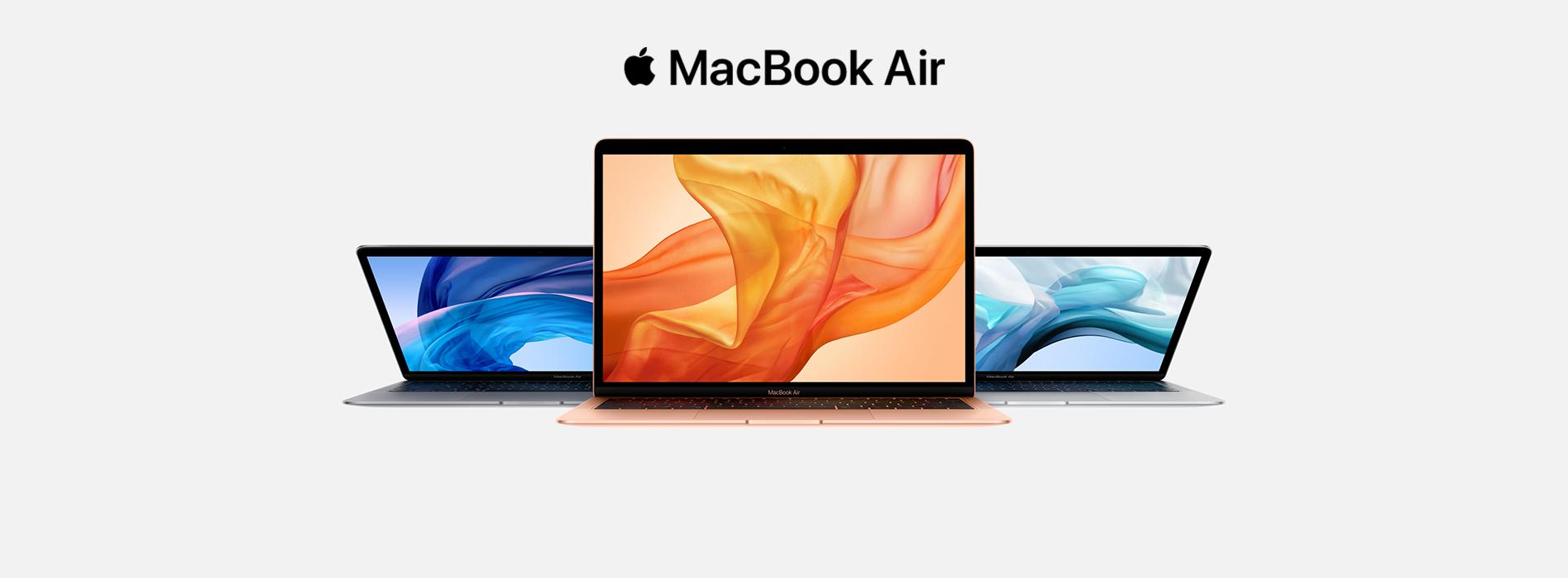 Category Mac - MacBook Air