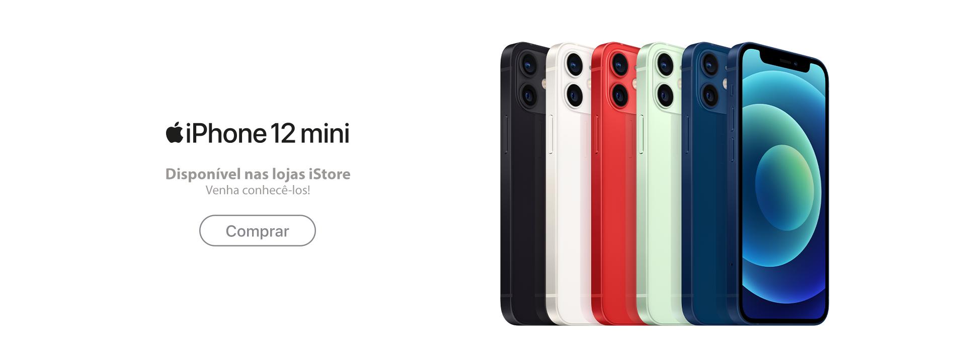 Homepage Slideshow - iPhone 12 Mini - Comprar