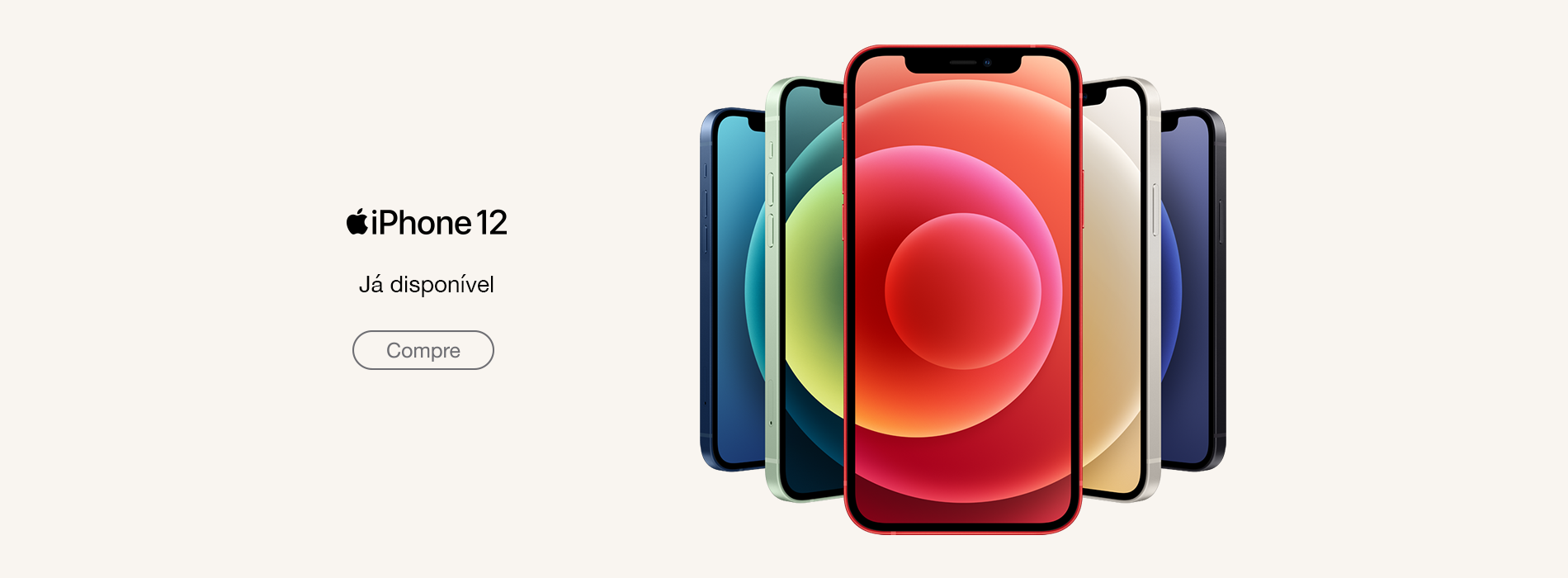 Categoria iPhone - iPhone 12 - comprar
