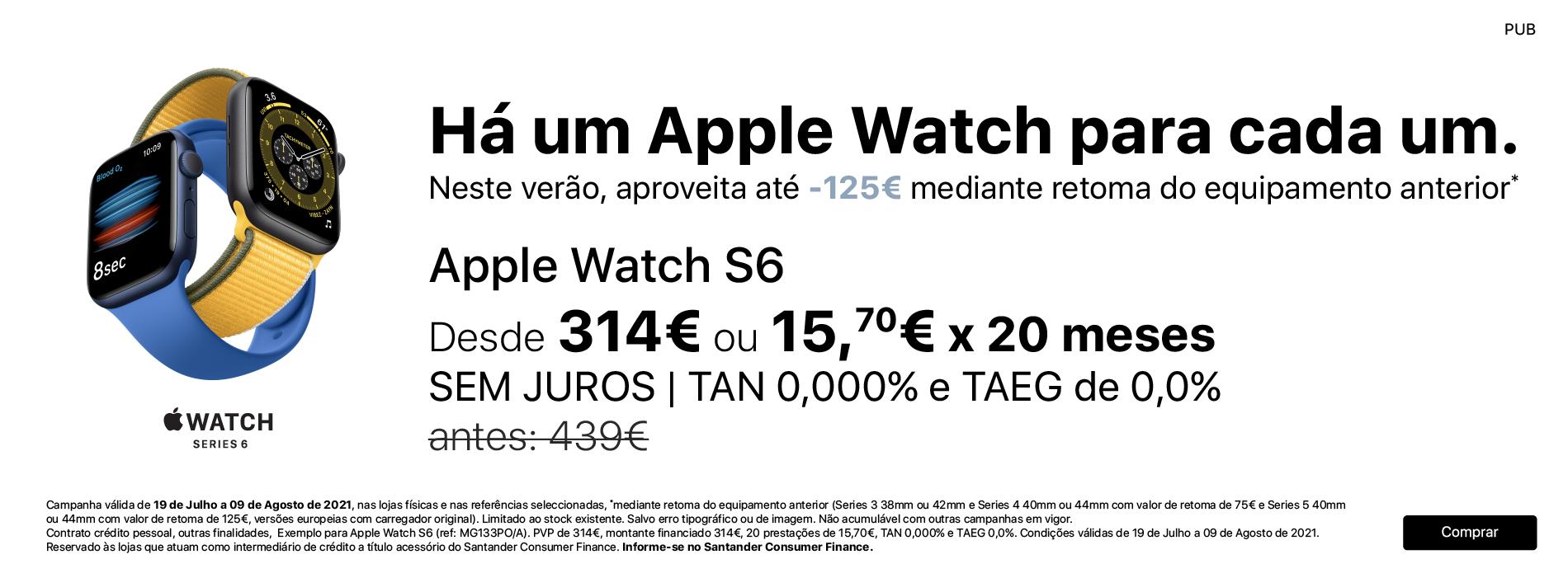 Watch Trade-in e Summer